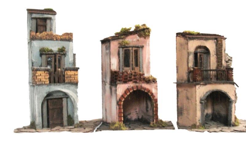 Case stile 700 napoletano vendita online su semprini for Case fatte da architetti