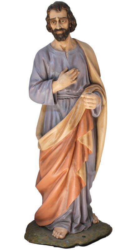 Presepe vetro resina cm 160 natale arte sacra e articoli for Arredi interni san giuseppe vesuviano
