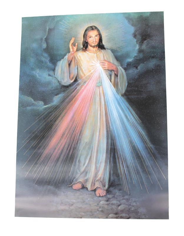 Poster soggetti assortiti stampe arte sacra e articoli for Immagini sacre da colorare
