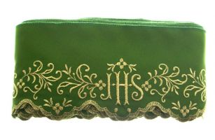 PIZZO JHS H 11,5 - VERDE