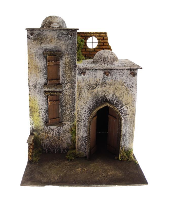 Casa araba per presepe cm 12 case vendita online for Case originali