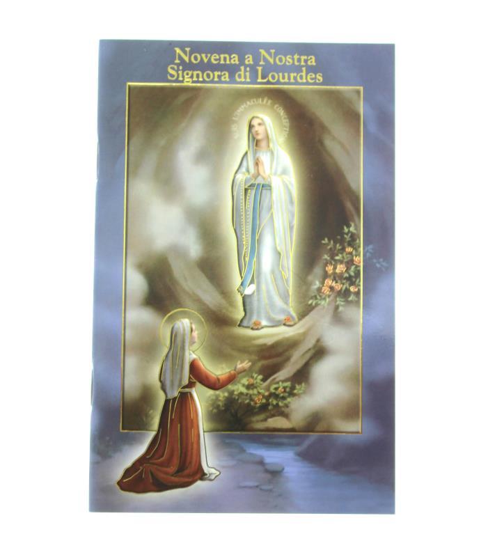 Libretto Novena Madonna Di Lourdes Libretti Vendita Online Semprini Arredi Sacri