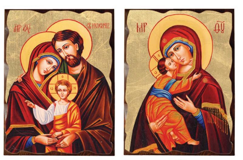 Quadro icona formato cm vendita online semprini arredi sacri