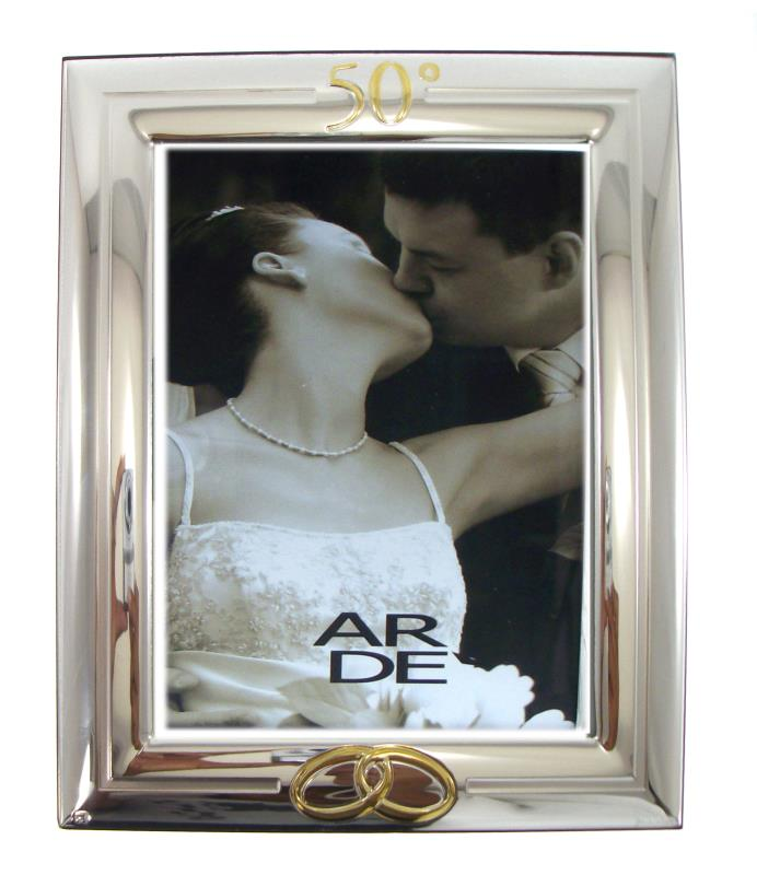 Cornice portafoto in argento 15x20 vendita online su for Cornici 15x20