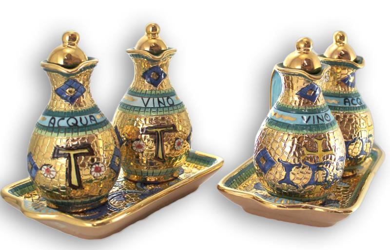 Ampolle ceramica bizantine tu ampolline vendita online semprini