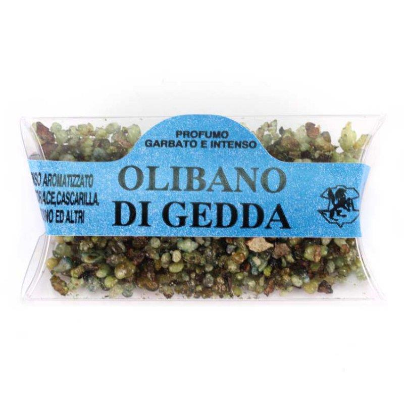 Incenso olibano di gedda 20 gr - in busta