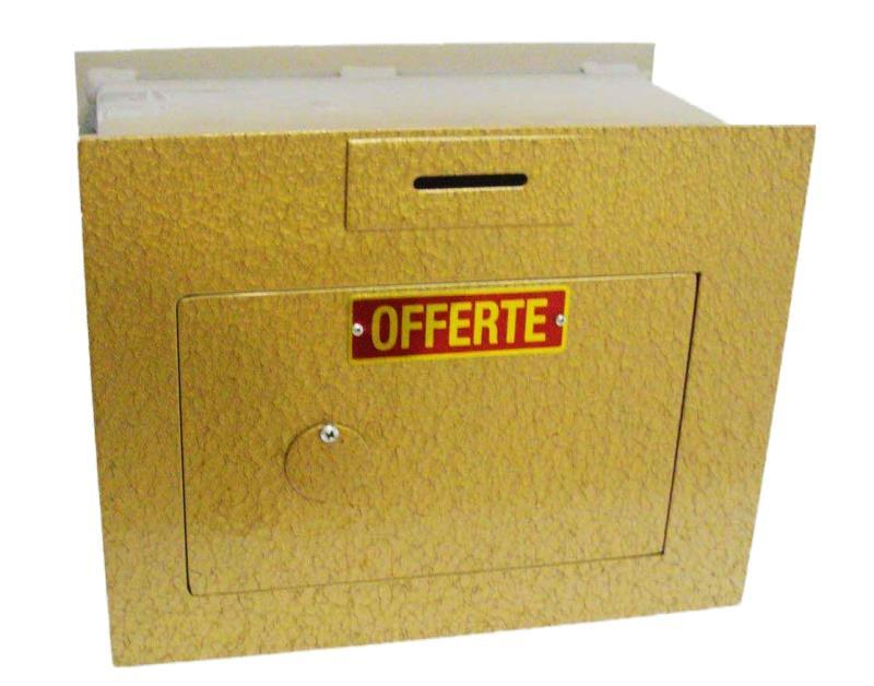 Cassetta offerte da muro 26x18x15 cm vendita online semprini