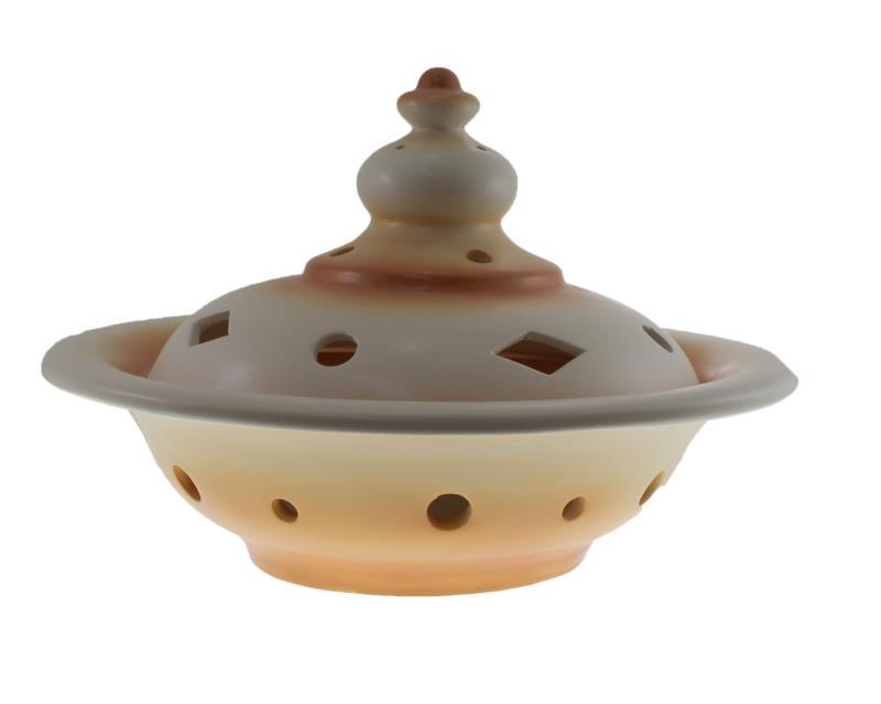 Brucia incenso ceramica cm vendita online semprini arredi