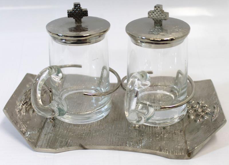 Ampolle vetro base argentata ampolline vendita online semprini