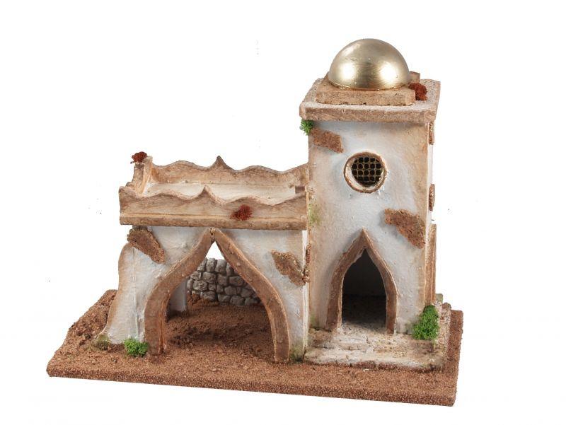 Casa araba capanne per presepe vendita online semprini