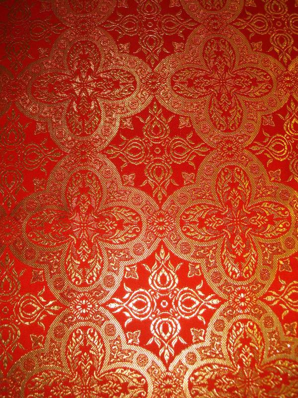 Tessuto broderie bizantino altezza cm 160 r vendita for Tessuti per arredamento vendita on line