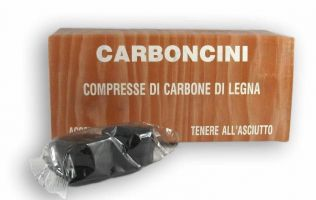 CARBONCINI ACCENSIONE RAPIDA CT. 90 PZ